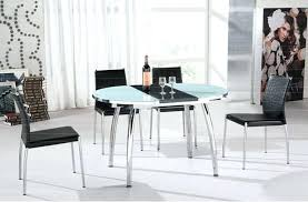 oval glass dining table expandable glass dining table enhafalluxsecrets info