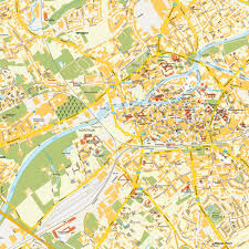 belgium city map map kortrijk vlaanderen belgium maps and directions at map