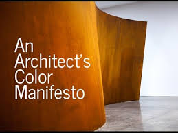 an architect u0027s color manifesto how to use color in architectural