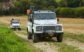 jaguar land rover defender next generation land rover defender may get electrified the