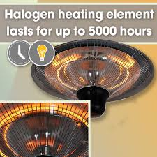 halogen patio heater electric patio heater outdoor wall mounted waterproof halogen