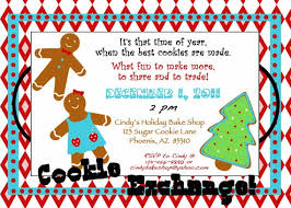 Cowboy Christmas Party Invitations - 17 best cookie exchange images on pinterest christmas cookie