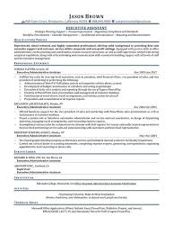 Office Administration Resume Sample by Administrative Resume Examples Resume Professional Writers