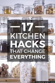 17 kitchen hacks that change everything u2022 veryhom