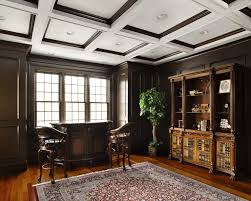 Coffered Ceiling Lighting by Lighted Coffered Ceiling Kitchen Traditional With White Wood Tile
