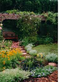 Backyard Plant Ideas Captivating Small Backyard Flower Gardens Photo Inspiration Amys