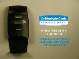 how to install a touchless clark professional touchless cassette system refill