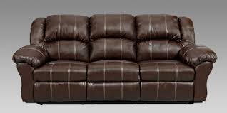 leather reclining sofa loveseat brandon brown bonded leather reclining sofa u0026 loveseat set 1000