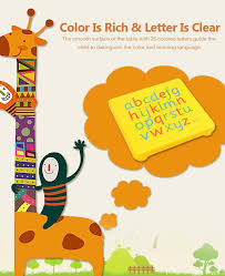 Activity Table For Kids Children Kids Learning Planner Table Activity Alphabet Learn