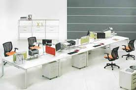 Extra Long Computer Desk Hongye Office Furniture Conference Tables And Chairs Boss Rostrum