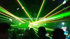laser light christmas 6w color animation laser garden light mini laser light