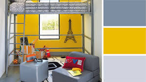 chambre cool pour ado couleur de chambre pour ado fille simple offrez une dco
