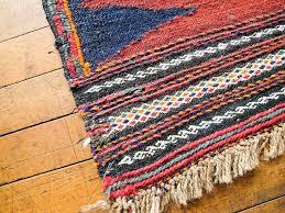 Persian Kilim Rugs by Vintage Persian Kilim Red Hallway Kitchen Bathroom Runner Rug