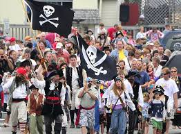 Mediterranean Kitchen Damariscotta - pirates large and small at pirate rendezvous june 21 boothbay