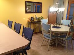 Dining Room Table Refinishing Painted Oak Table Chairs U0026 Barstools Home Sweet Home