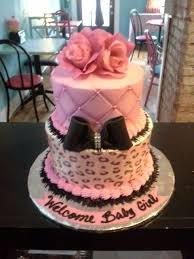 cheetah baby shower baby shower cakes cheetah print baby shower ideas