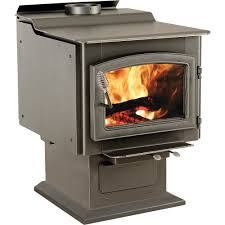 vogelzang ponderosa high efficiency wood stove u2014 152 000 btu epa