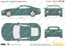 bentley exp 10 the blueprints com vector drawing bentley exp 10 speed 6 concept