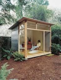 Backyard Shed Ideas 14 Inspirational Backyard Offices Studios And Guest Houses