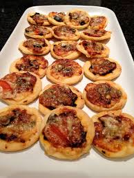 baked canapes gluten free cheese tartlets canapés for a