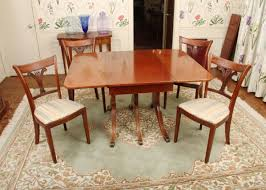 Duncan Phyfe Dining Room Set Duncan Phyfe Dining Room Chairs