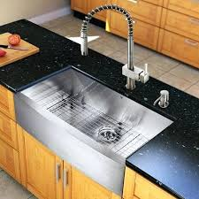 Metal Kitchen Sink Base Cabinet Enchanting 36 Kitchen Sink All In One Inch Farmhouse Stainless