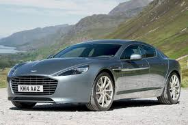 aston martin sedan interior 2016 aston martin rapide s pricing for sale edmunds