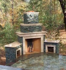 cool terra cotta fire chimney