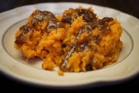 thanksgiving recipes yams baking