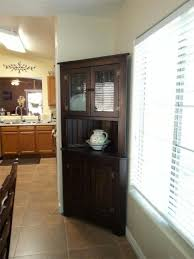 sideboards interesting small corner hutch kitchen outstanding