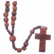 medjugorje rosary medjugorje rosary in olive wood with cord online sales on