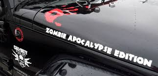call of duty jeep product 2 zombie apocalypse edition call of duty black ops