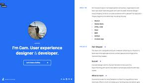 split layout js how to design a daring but effective split screen layout sitepoint