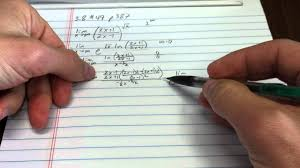 raised line writing paper l hopital limit with 1 raised to infinity youtube