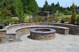 corner outdoor fire pit area timedlive com