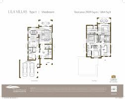 arabian ranches lila floor plans
