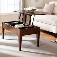 coffee table hand crafted glass top lift coffee dining table by