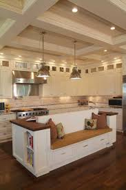 pictures of kitchen islands with seating kitchen island normabudden