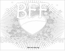awesome bff coloring pages 24 for your coloring for kids with bff