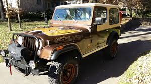 jeep j10 golden eagle 1979 jeep cj7 golden eagle 304 v8 4 speed levi package winch tow