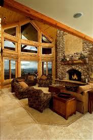 log home interiors yellowstone log homes log home interiors