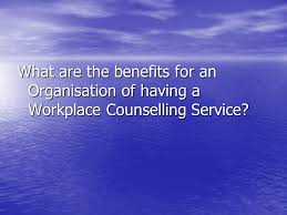 Counselling At Workplace Ppt Working As A Staff Counsellor My Work One To One Counselling One