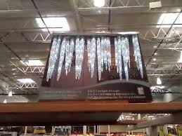 ge led icicle lights costco ge twinkling led icicle lights costco youtube