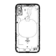 iphone 8 alleged sketch shows wireless charging coil coupled with
