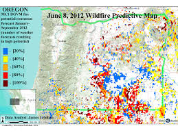 Bend Oregon Map Nw Maps Co Zybach Presentation Oregon Wildfires August 27 2014