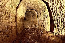 tunnel secret hidden wwi tunnels discovered under broadstairs primark