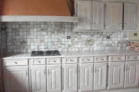 magnifique cuisine blanc ceruse design table manger in