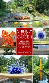 Atlanta Botanical Garden Hours Chihuly In The Garden Atlanta Botanical Gardens Plain Chicken