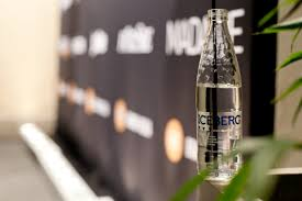 porsche water bottle iceberg mineral water sponsorship for the summer fashion cocktail