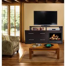 sarah tv stands décor flame cameron 66 u0027 u0027 media fireplace for tvs